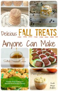 Delicious Fall Treats Anyone Can Make