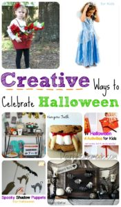 Creative Ways to Celebrate Halloween – The Mommy Club