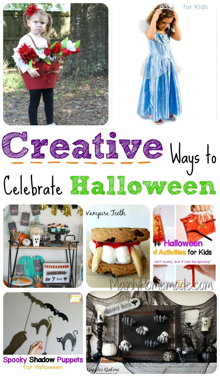Halloween is an exciting time, but sometimes, the classic celebrations get boring. Spice things up with these creative ways to celebrate Halloween!