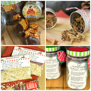 20 Easy Homemade Christmas Gifts Anyone Would Love
