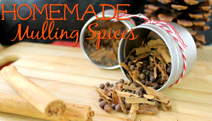 Keep Warm With Homemade Mulling Spice Recipe