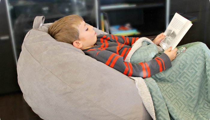 How to Create a Reading Nook to Get Kids to Read More