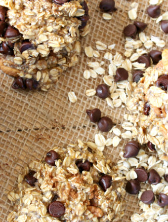 Fuel Your Day With High Protein Breakfast Cookies Recipe