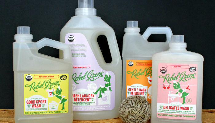 The Best Organic Laundry Detergent You Can Count On