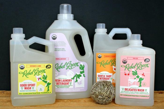 Best Organic Laundry Detergent