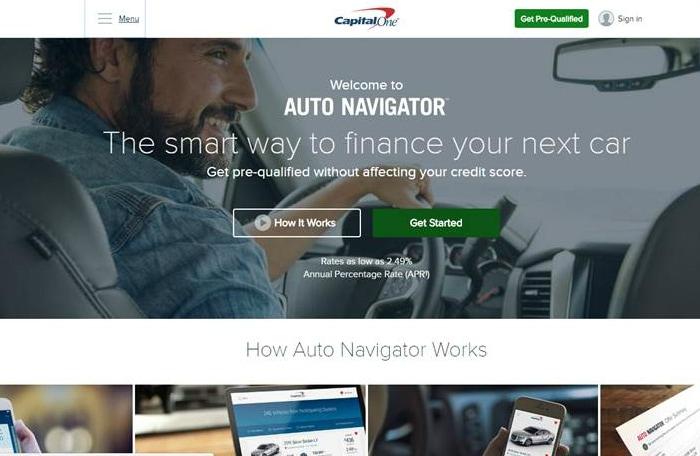 Auto Navigator