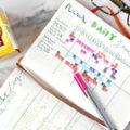 Daily Habit Tracker with Probiotics
