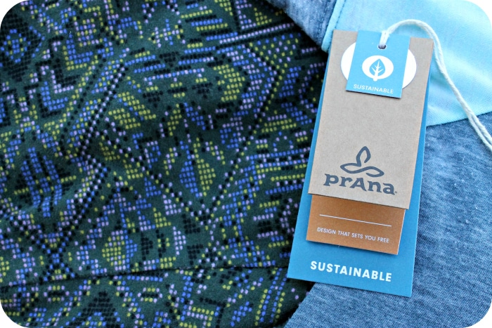 Sustainable and Ethical Fashion Prana