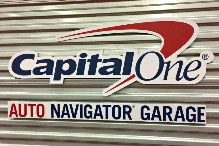 Capital One Auto Navigator Teen Driver