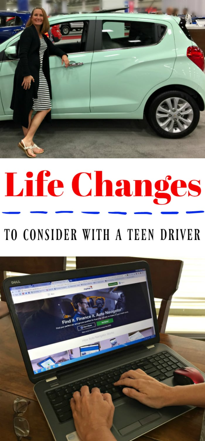 Important Life Changes To Consider With A New Teen Driver