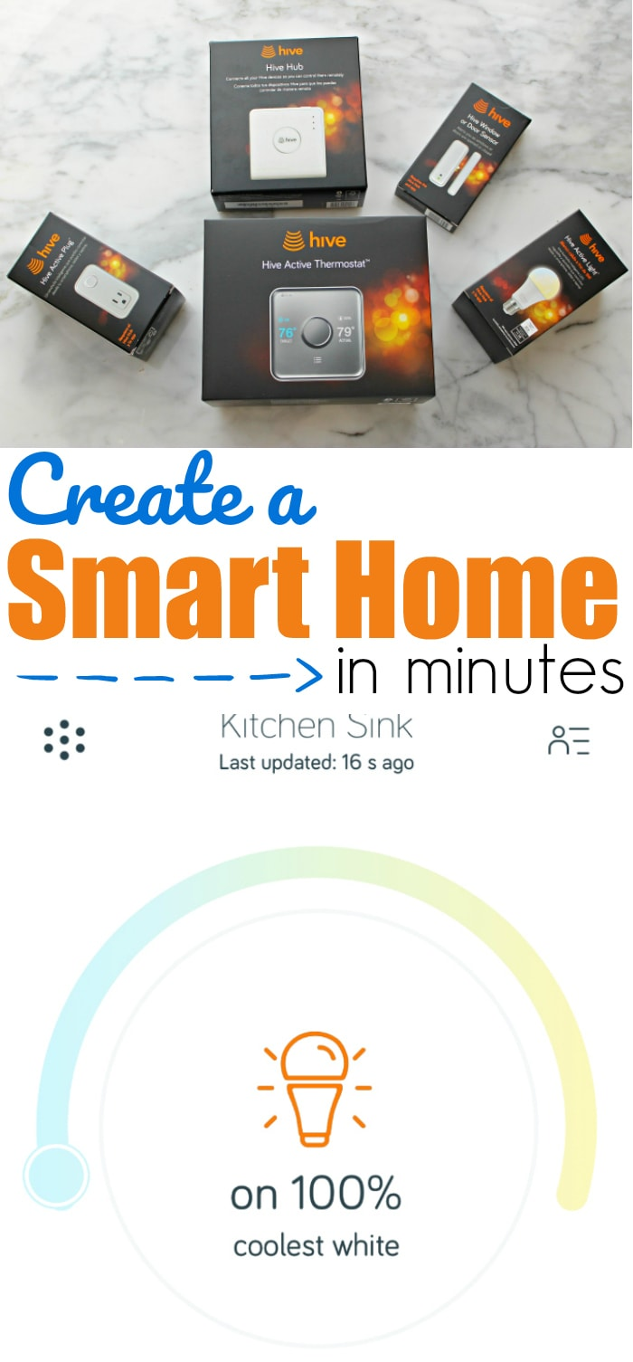 Create a Smart Home in Minutes